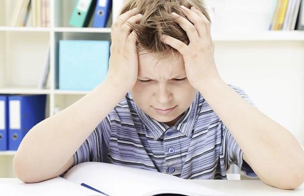problem z koncentracją u dzieci